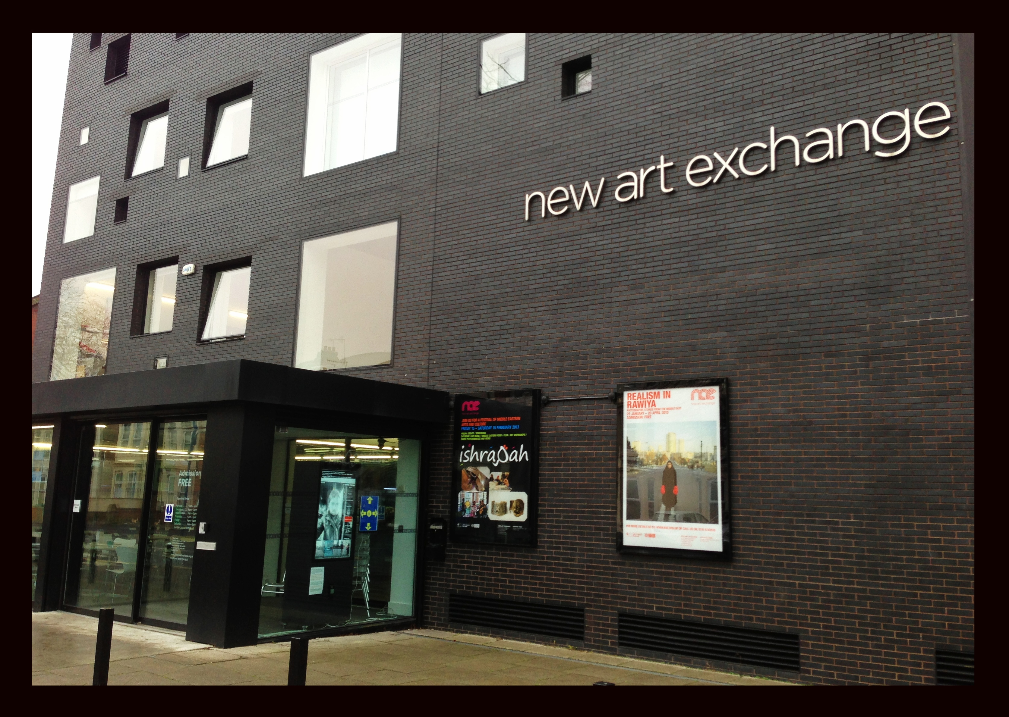 Art Exchange Nottingham