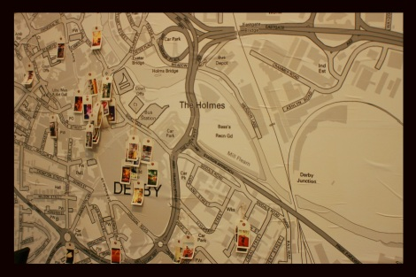 Mapping Derby