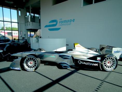 Formula E Reception