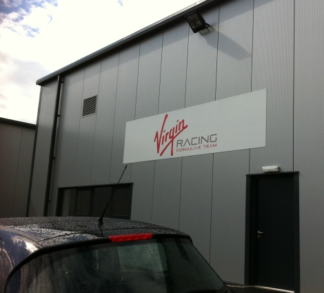 Formula E Virgin Racing
